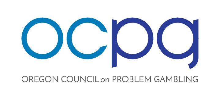 Oregon Council on Problem Gambling logo